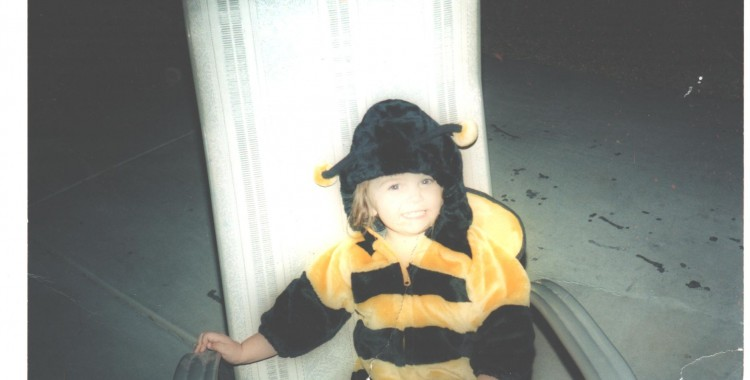 Student is Bee of the Month