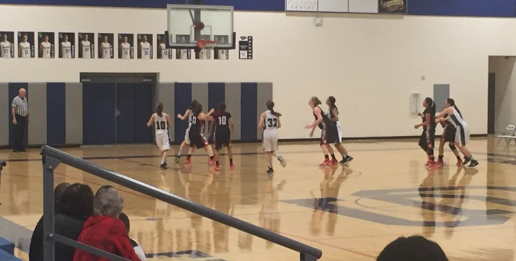 Girls Varsity Basketball