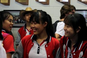 Photo Gallery: Chinese Exchange Students