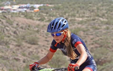 Mountain bike team prepares for one final ride