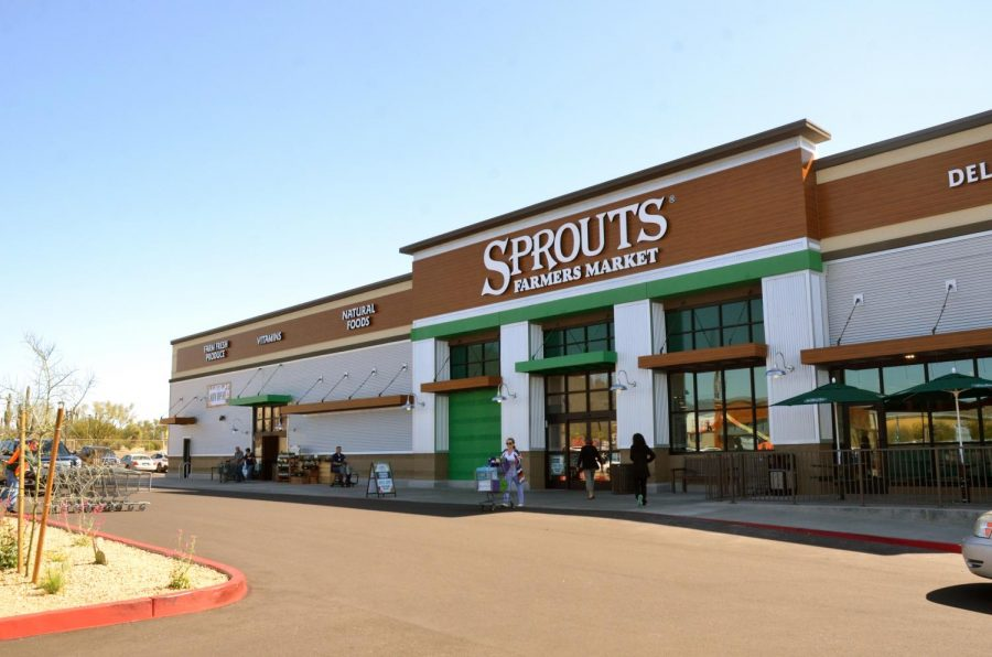 The+arrival+of+Sprouts+is+welcomed+by+residents.+Dutch+Bros.%2C+Chipotle%2C+and+MOD+Pizza+also+opened+recently.