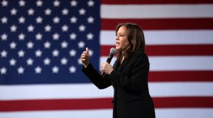 Kamala Harris becomes first woman of color candidate for VP