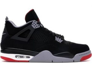 This Air Jordan Retro 4 sneaker is available for $330 on Stockxx.com