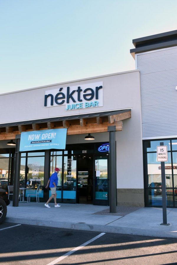 The juice bar had its grand opening recently.	 Nekter opened it's first store in Costa Mesa, California in 2010 and has been expanding across the US ever since.